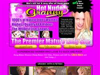 Hot Nude Granny