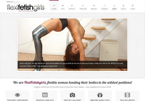 Flexi Fetish Girls