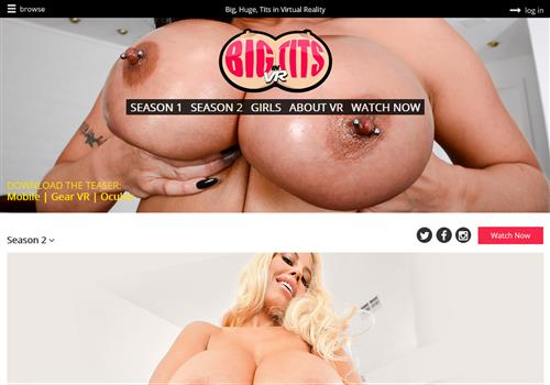 Big boob video paysites