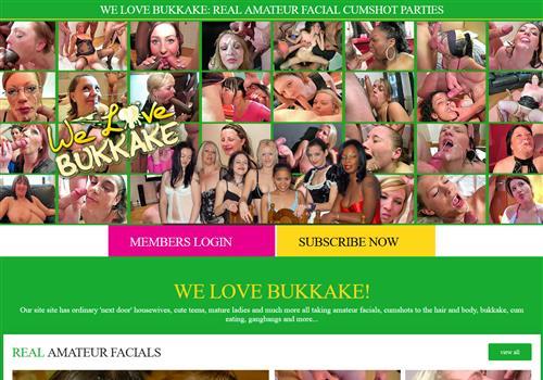 We Love Bukkake