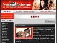 Ebony Porn Movie Collection