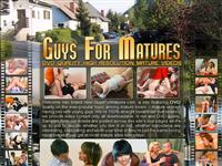 Guys For Matures