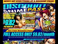 Discount Anime Pass