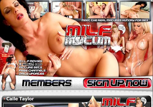Download sample Milf trailers on the free tour, then join for full length ...