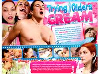 Trying Olders Cream