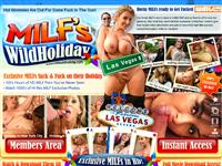 MILFs Wild Holiday