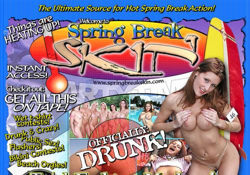The ultimate source for nude Spring Break action. Wet t-shirt contests, ...