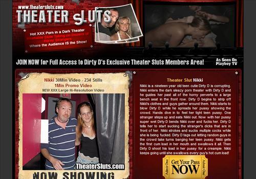 Theater Sluts