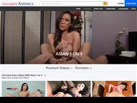 Asian 1 on 1
