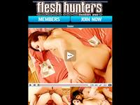 Flesh Hunters Adult Mobile