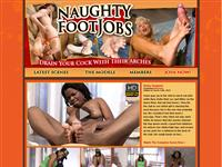 Naughty Foot Jobs