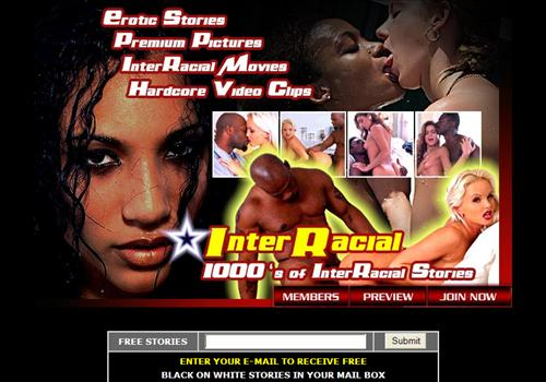 This is interracial erotic stories paysite. Capture the interest in those .