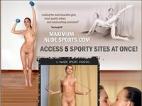 Maximum Nude Sports