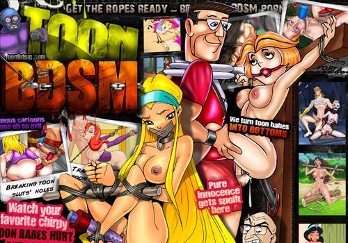 Best cartoon porn site