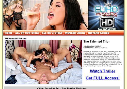Euro sex site