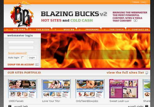 Blazing Bucks